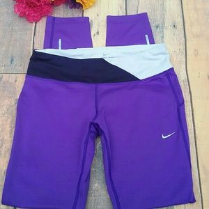 Nike Dri-fit Workout Leggings